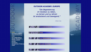 Outdoor Academy Europe